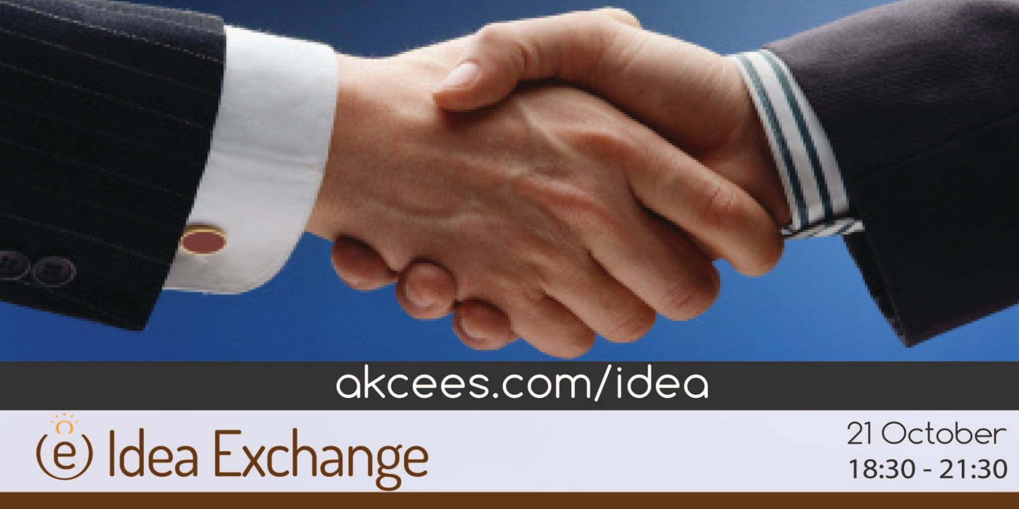 Idei de afaceri și networking la un nou sezon Idea Exchange