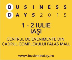 Au inceput inscrierile pentru Iasi Business Days