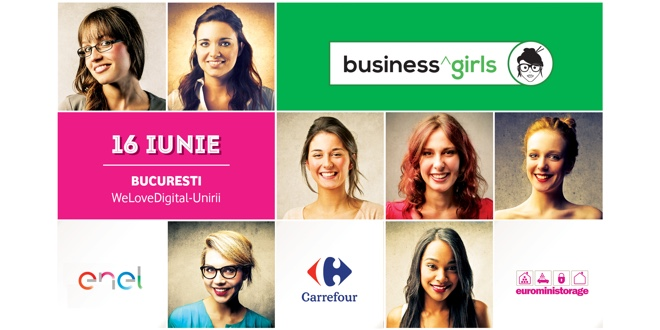 Inspire Group va invita la evenimentul Business^Girls