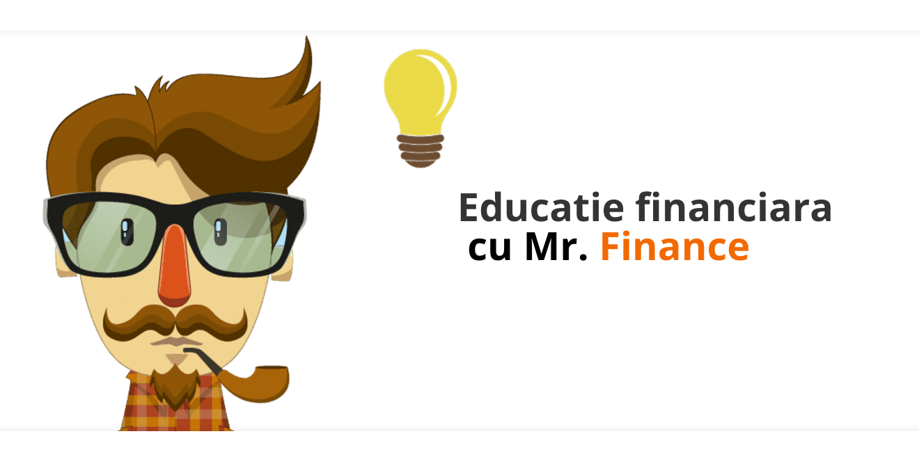 Mrfinance.ro – Partenerul tau in finante – promoveaza educatia financiara